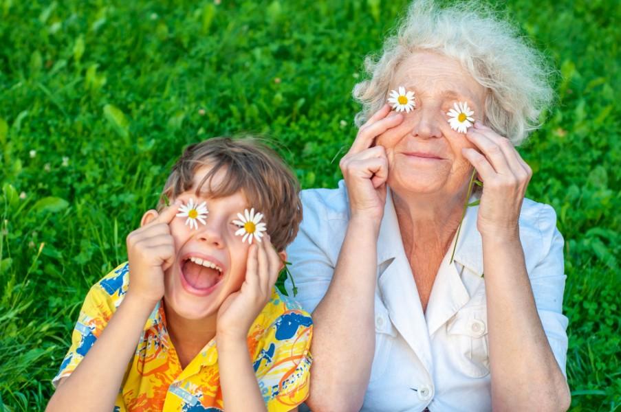 Seniors : L'évolution de la personnalité en vieillissant