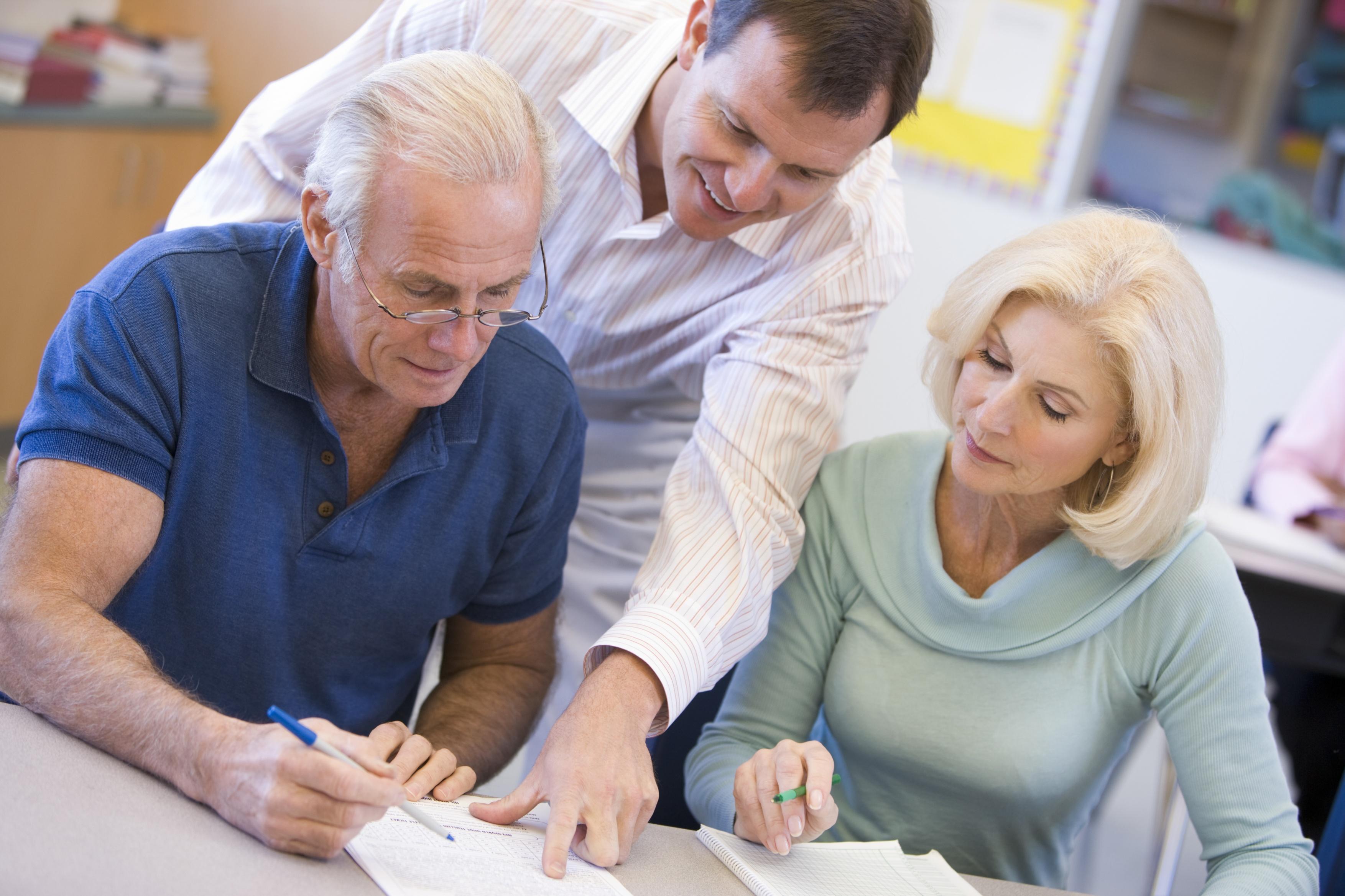 Lors de l'admission en maison de retraite, la personne âgée doit-elle donner son consentement