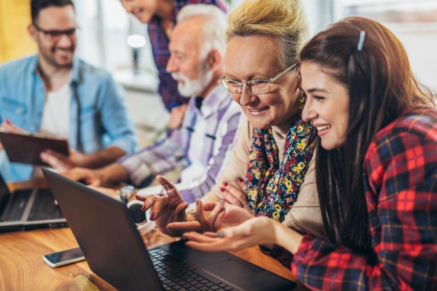 Les actions de la CNAV pour la prévention des personnes âgées
